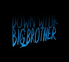 Down With Big Brother 2 by tinaodarby
