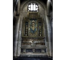Secondary Altar Photographic Print