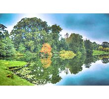 Lake For Cameron Fry Photographic Print