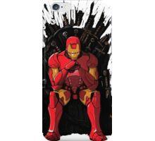 stark thrones iPhone Case/Skin