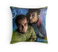 I Am and Shall Always Be Your Friend Throw Pillow