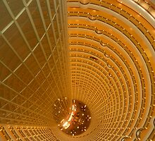 Jin Mao Tower - Shanghai by SeanDalby