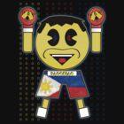 "DAV Brandz Manny ""Pacman"" Pacquiao Tee by Derrick Aviles"