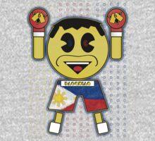 "DAV Brandz Manny ""Pacman"" Pacquiao Tee Kids Clothes"