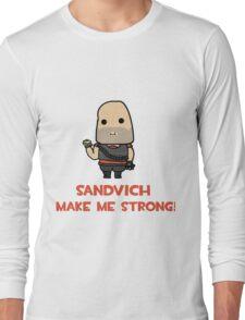 Sandvich Heavy Long Sleeve T-Shirt