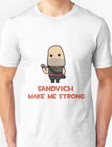 Sandvich Heavy Unisex T-Shirt