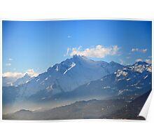 Beautiful Valais Poster