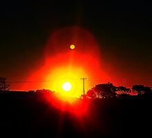 Our Firey Sun by AlwaysCapture