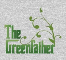 The Greenfather: Environmental Parody T-Shirt