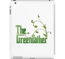 The Greenfather: Environmental Parody iPad Case/Skin