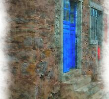 The Blue Door~ by buzzy
