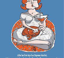 Espresso Martini by donzadraws