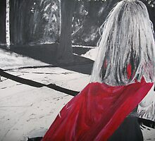 little red riding hood by Laura-Jean Price