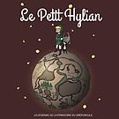Legend Of Zelda - Le Petit Hylian by Seignemartin