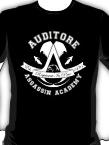 Auditore Assassin Academy T-Shirt