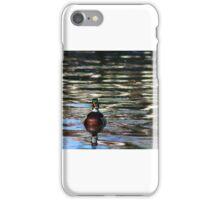 Wood Duck iPhone Case/Skin