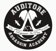 Auditore Assassin Academy (Sticker) by DrRoger