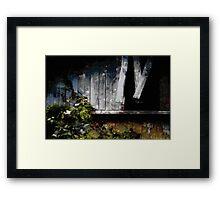 Carlsson's lair Framed Print