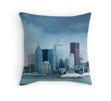 Toronto Throw Pillow