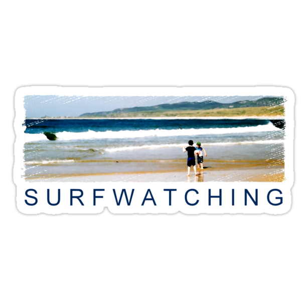 Surfwatching by Agnes McGuinness