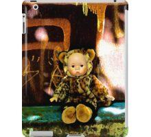 Back Alley Leopard Doll  iPad Case/Skin