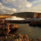 Dwejra Gozo by RayFarrugia