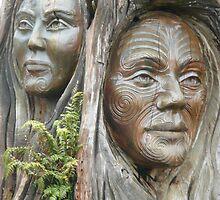 Maori Art by SeanDalby