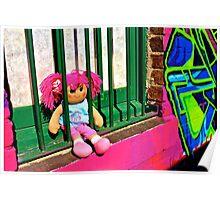 Back Alley Jailbait Doll  Poster