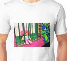 Back Alley Jailbait Doll  Unisex T-Shirt