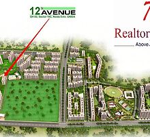 Grand residential Property in Greater Noida West - Gaur City 12th Avenue by RichaSingh