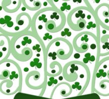 St. Patrick's Day Celebration Sticker