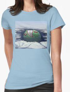 Arctic Flying Possum meets Wrong Fish T-Shirt