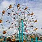 Ferris Wheel by pmarella