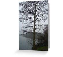 HARLESTON LAKE Greeting Card
