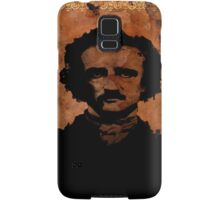 """.......it is the beating of his hideous heart!"" Samsung Galaxy Case/Skin"