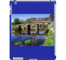 Bridge on Dartmoor iPad Case/Skin