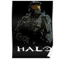 Halo - John 117 Poster