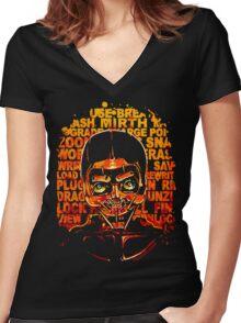 Technologic Women's Fitted V-Neck T-Shirt