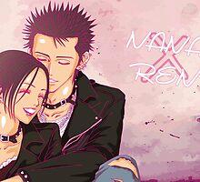 Nana X Ren by Rickykun