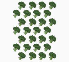 Badass Broccoli's Kids Tee