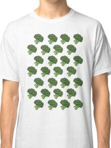 Badass Broccoli's Classic T-Shirt