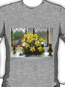 Easter Window T-Shirt