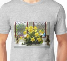 Easter Window Unisex T-Shirt