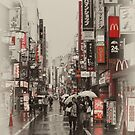 Kichijoji Sidestreet by superpope