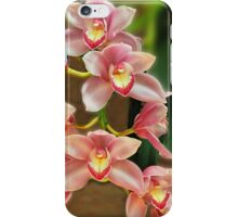 Pink Orchid iPhone Case/Skin