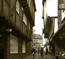 Shambles, York by WatscapePhoto
