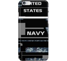The United States Navy. iPhone Case/Skin
