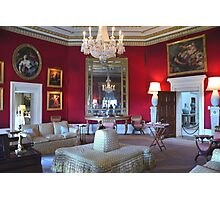 Inside Downton Abbey Photographic Print