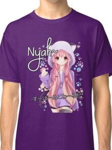 Super Nuko World - Nyah Classic T-Shirt