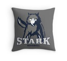 Stark - Winterfell Throw Pillow